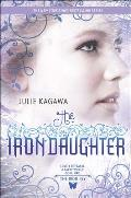 Iron Fey Trilogy #02: The Iron Daughter Cover