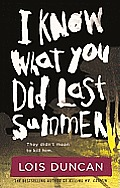 I Know What You Did Last Summer Cover
