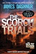 The Scorch Trials (Maze Runner Trilogy) Cover