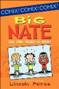 Big Nate: What Could Possibly Go Wrong? Cover