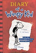 Diary of a Wimpy Kid #01: Diary of a Wimpy Kid Cover