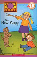 Bob Books: The New Puppy (Scholastic Reader Bob Books - Level 1)