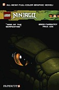 Ninjago Graphic Novels 3: Rise of the Serpentine