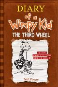 The Third Wheel (Diary of a Wimpy Kid) Cover