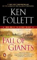 Fall of Giants (Turtleback School & Library) Cover