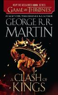 A Clash Of Kings (Turtleback School & Library) by George R. R. Martin