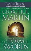 A Storm of Swords (Turtleback School & Library) Cover