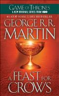 A Feast For Crows (Turtleback School & Library) by George R. R. Martin