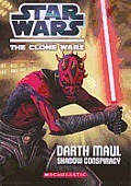 Darth Maul: Shadow Conspiracy (Star Wars) Cover