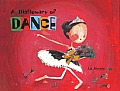 A Dictionary of Dance (Turtleback School & Library) Cover