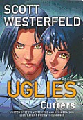 Uglies 2: Cutters (Uglies Graphic Novels) Cover