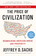The Price of Civilization: Reawakening American Virtue and Prosperity (Turtleback School & Library) Cover