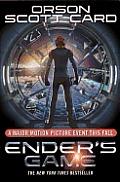 Ender's Game (Movie Tie-In Edition) (Ender Wiggins Quartet)