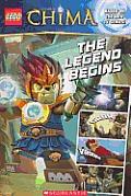 Legends of Chima: The Legend Begins