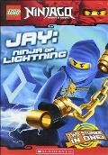 Jay: Ninja of Lightning