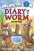 Diary of a Worm: Nat the Gnat (I Can Read Book 1)