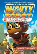 Ricky Ricotta's Mighty Robot vs. the Stupid Stinkbugs from Saturn: Vs the Stupid Stinkbugs from Saturn (Ricky Ricotta)
