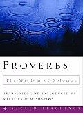 Proverbs The Wisdom Of Solomon