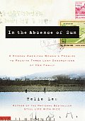 In The Absence Of Sun A Korean America