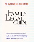 American Bar Association Family Legal Guide (American Bar Association Family Legal Guide)