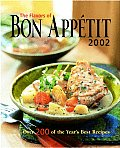 The Flavors of Bon Appetit 2002 Cover