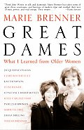 Great Dames: What I Learned from Older Women Cover