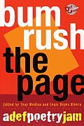 Bum Rush the Page: A Def Poetry Jam (Wheeler Large Print Books) Cover