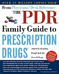 Pdr Family Guide To Prescription Drugs 9TH Edition Cover
