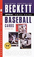 Official Price Guide To Baseball Cards 2003 23