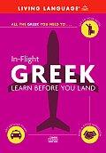 In-Flight Greek: Learn Before You Land