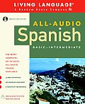 Living Language All Audio Spanish CD 2nd Edition