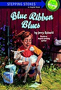 Blue Ribbon Blues: A Tooter Tale (Stepping Stone Books)