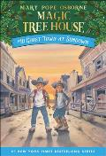 Magic Tree House #10: Ghost Town at Sundown Cover