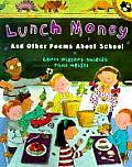 Lunch Money: And Other Poems about School (Picture Puffin Books) Cover