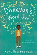 Donavan's Word Jar (Trophy Chapter Books) Cover