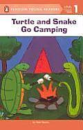Turtle and Snake Go Camping (Easy-To-Read: Level 1)