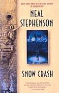 Snow Crash (Bantam Spectra Book) Cover