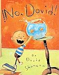 No, David = No, David!