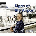 Signs at the Airport