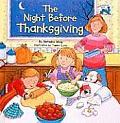 Night Before Thanksgiving