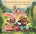 Ricitos de Oro y Los Tres Osos / Goldilocks and the Three Bears (Cheshire Studio Book)