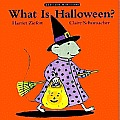 What Is Halloween?: A Lift-The-Flap Book (Lift-The-Flap Story)