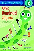 One Hundred Shoes (Step Into Reading + Math: A Step 2 Book)