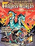 Manga Mania Fantasy Worlds