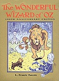 Wonderful Wizard of Oz (Books of Wonder) Cover