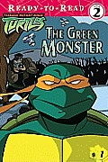 Ready-To-Read #1: Green Monster
