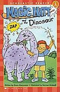 Magic Matt and the Dinosaur (Scholastic Reader: Level 1)