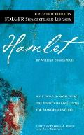 Hamlet (New Folger Library Shakespeare) Cover