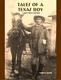Tales of a Texas Boy - Large Print Edition