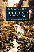 The Fellowship of the Ring (Lord of the Rings #01) Cover